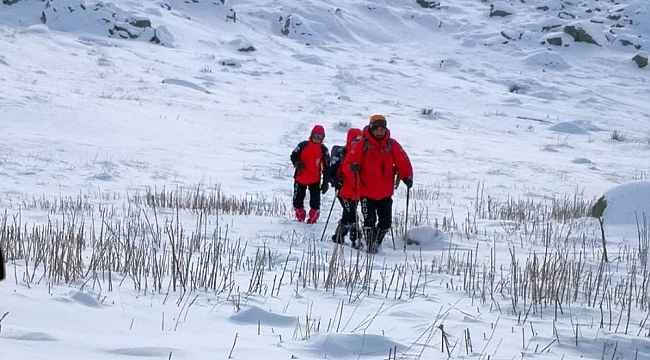 Uludağ'daki kayıp dağcıları arama çalışmalarına bir ekip daha katıldı - Bursa Haberleri