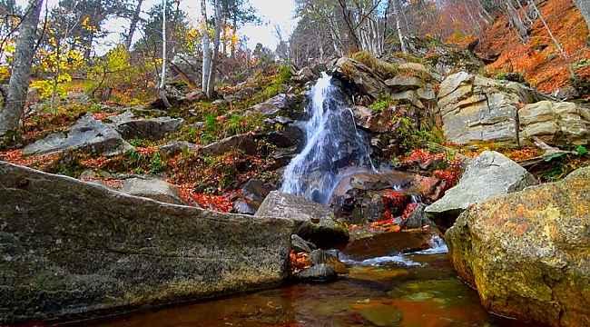 Uludağ'ın eteklerinde sonbahar bir başka güzel - Bursa Haberleri