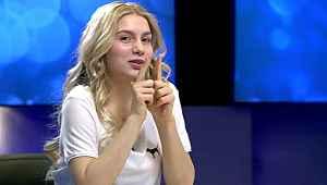 Ünlü komedyen, Aleyna Tilki'nin taklidini yapabilmek için burnunu kaldırttı