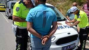 Uyarılar yapılmıştı, Sürücülere ceza yağdı