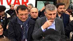 Yerel seçimlerde CHP'den belediye başkanı adayı olan Alper Taş, Ekrem İmamoğlu'na sitem etti