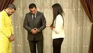 Yezidi kadın istismara uğradığı DEAŞ'lıyla yüzleşince baygınlık geçirdi
