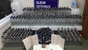Yılbaşı öncesi İstanbul'da sahte içki operasyonu