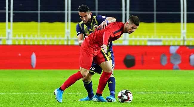Ziraat Türkiye Kupası: Fenerbahçe: 4 - İstanbulspor: 0