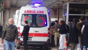 Zırhlı araç devrildi, 3 asker yaralandı