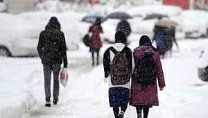 14 Ocak 2020 Salı Kar tatili olan iller ve ilçeler - Okullarda kar tatili haberleri, Hangi İller de Kar tatili oldu? Valilik ve MEB kar tatili açıklamaları!