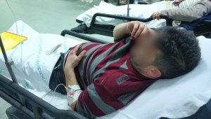 15 yaşındaki kız, babasını bıçakladı