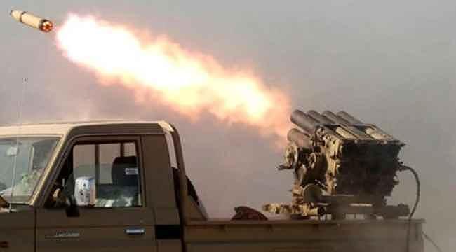 ABD'nin Taci Askeri Üssü'ne füze saldırısı düzenlendi