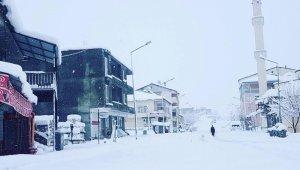 Adıyaman, Sincik'te okullara 1 gün kar tatili