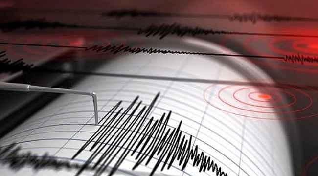 Akdeniz'de korkutan deprem... Bir şehrimiz yine sallandı