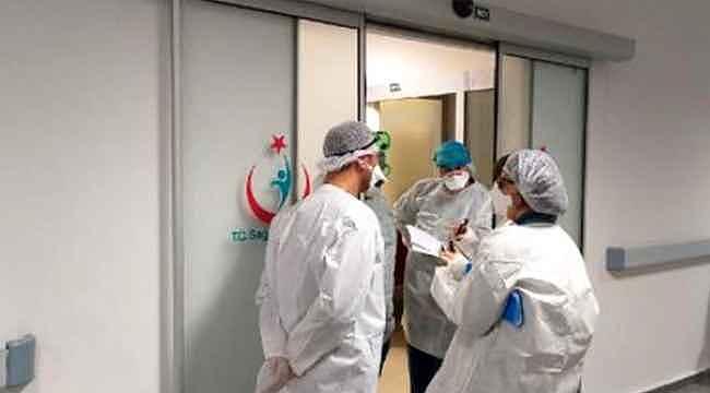 Aksaray'daki korona virüsü alarmında ilk testin sonuçları belli oldu!