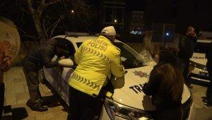 Alkollü araç kullanırken yakalandı, polisin işlemi sırasında kaçtı, tekrar yakalanınca: 'Ben Türk delikanlısıyım' dedi