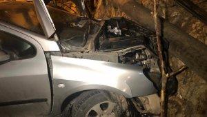 Ankara'da iki ayrı trafik kazası: 5 yaralı