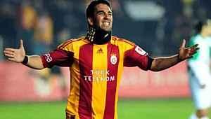 Arda Turan'dan Galatasaray mesajı: