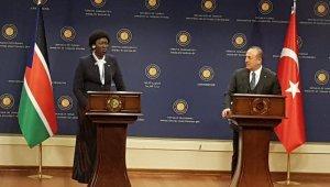 """Bakan Çavuşoğlu: """"Libya'ya paralı askerlerin gelmesine karşıyız"""""""