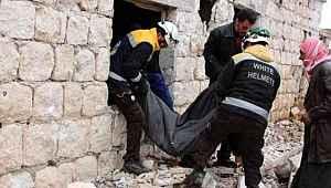 Bakanlık 9 ayda Suriye'de ölenlerin sayısını açıkladı