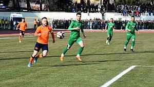 Başakşehir, İkinci Lig ekibine elendi
