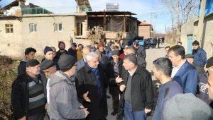 Battalgazi ilçesinde de depremin yaraları sarılıyor