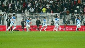BB Erzurumspor, Beşiktaş'ı kupadan eledi