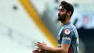 Beşiktaş, Orkan Çınar'ın sözleşmesini feshedildi