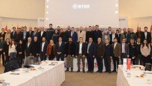 BTSO'da 'Bursa Raylı Sistemler Çalıştayı' - Bursa Haberleri