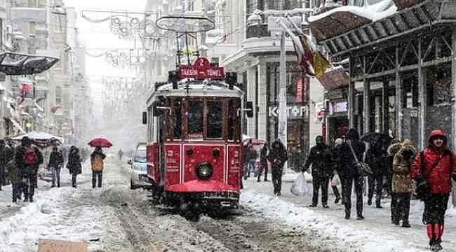 Bu hafta kar yağışı geliyor! Kar yağışı beklenen iller...