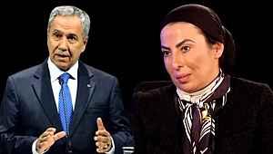 Bülent Arınç'ın açıklamalarına, Nihal Olçok'tan sert tepki: Şahsi meseleniz için ne antetli kağıdı ne de konumunuzu kullanamazsınız