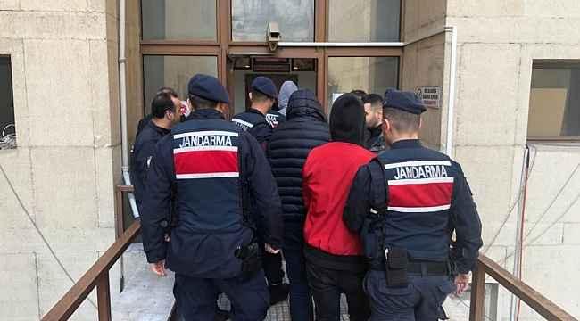 Bursa jandarmasından operasyon: 4 tutuklama - Bursa Haberleri