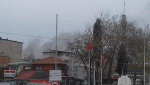 Bursa'da korkutan yangın - Bursa Haberleri