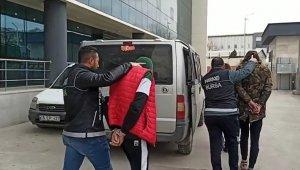 Bursa'da narkotik operasyonu: 3 tutuklu - Bursa Haberleri