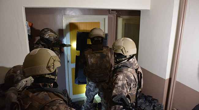 Bursa'da şafak vakti dev uyuşturucu operasyonu... - Bursa Haberleri