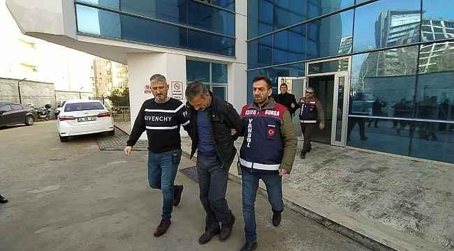 Bursa'da sahte polisler tutuklandı - Bursa Haberleri