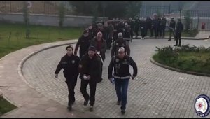 Bursa'da silah tacirlerine operasyon: 10 tutuklu - Bursa Haberleri