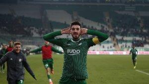 Bursaspor'dan 15 puanlık galibiyet - Bursa Haberleri