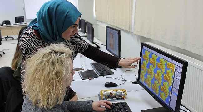 BUÜ Teknik Bilimler MYO moda tasarımcısı yetiştiriyor - Bursa Haberleri