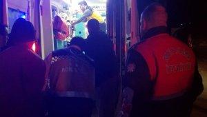 Çelik raflar işçilerin üzerine devrildi: 1 kişi öldü, 3 kişi yaralandı