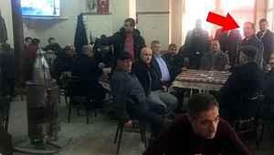 CHP'li Şener'in fotoğrafı sosyal medyada gündem oldu