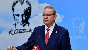 """CHP'li Öztrak: """"Berlin zirvesini olumlu karşıladığımızı ifade etmek isterim"""""""