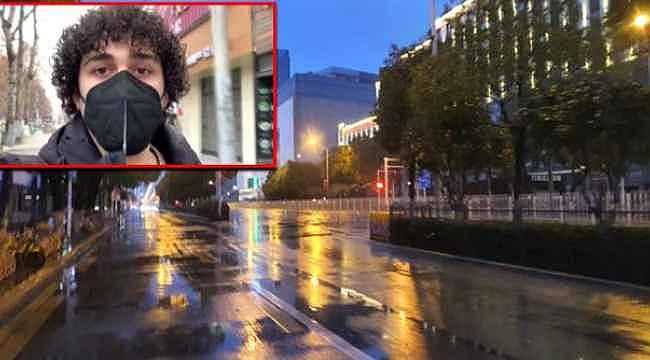 Çin'de yaşayan bir Türk'ten, koronavirüsü için korkutan sözler...