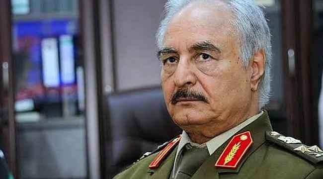 Darbeci Hafter yönetimi Libya'da ateşkesin sona erdiğini duyurdu