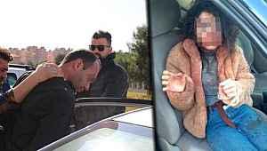 Dehşete düşüren olay! Genç kızı polisim diyerek kandırdı, feci şekilde dövüp, tecavüze kalkıştı!