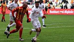 Demir Grup Sivasspor, Türkiye Kupası'nda çeyrek finale yükseldi
