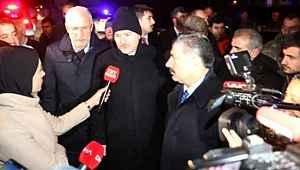 Deprem bölgesindeki Süleyman Soylu kurtarma çalışmalarında güzel haberler duyurdu!