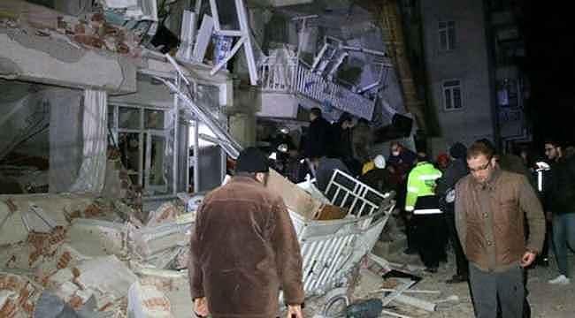 Deprem bölgesinden bir acı haber daha!