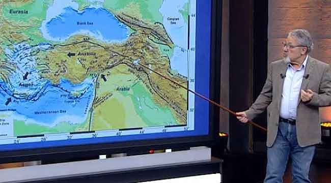 Deprem uzmanı, Prof. Dr. Naci Görür'den 2 ilimiz için kritik uyarı!
