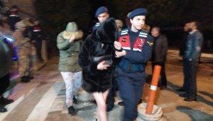Dev fuhuş operasyonu : 50'si yabancı 71 gözaltı