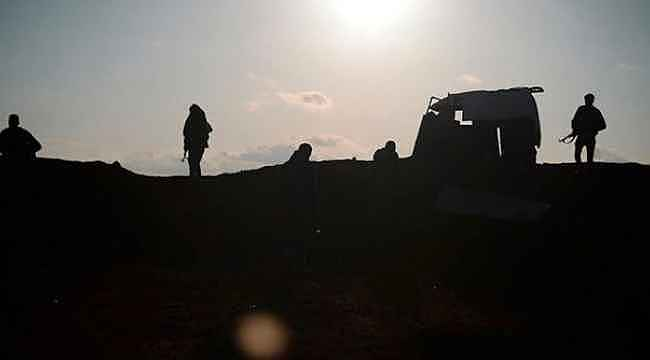 Dikkatlerin Elazığ depremine çevrilmesini fırsat bilen hain PKK/YPG terör örgütünden sızma girişimi!