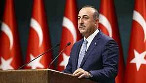 Dışişleri Bakanı Çavuşoğlu,