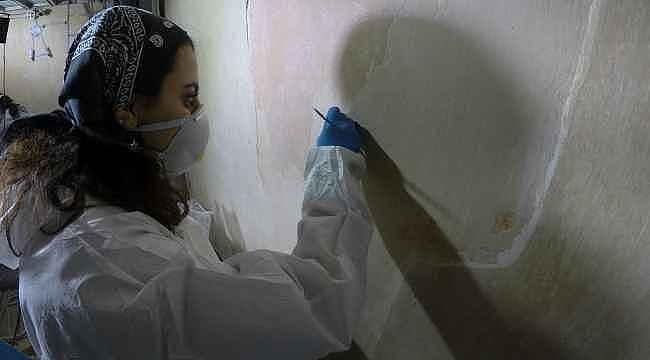 Dolmabahçe Sarayı'nda 100 yıllık gazete kupürleri ortaya çıktı