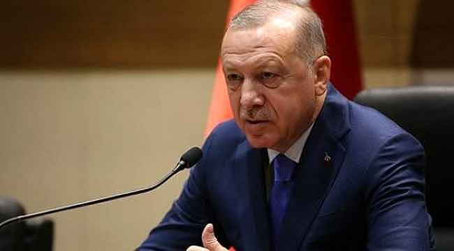 Elazığ'da meydana gelen 6.8 büyüklüğündeki deprem sonrası Cumhurbaşkanı Erdoğan'dan ilk açıklama!